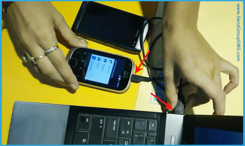 how to connect windows phone to pc without usb cable